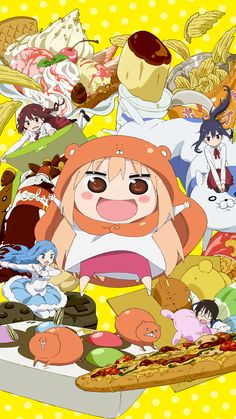 Trying to find Slice of Life anime? Discover more Slice of Life anime on MyAnimeList, the largest online anime and manga database in the world! Manga Anime, Tv Anime, Anime Base, Anime Watch, Himouto Umaru Chan, Otaku, Slice Of Life Anime, Anime Episodes, Full Episodes