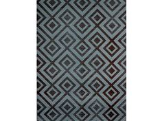 1/2 yd of David Hicks La Fiorentina Fabric in brown/blue