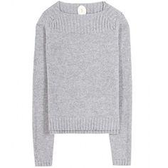 Jardin des Orangers Wool and Cashmere-Blend Sweater