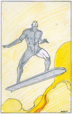 Moebius sketches