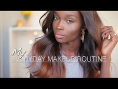 My Everyday Makeup Routine | Nikki Perkins - YouTube