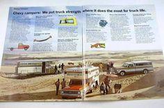 Amazon.com: 1972 72 Chevy CHEVROLET TRUCK BROCHURE Pickup C10 K20: Everything Else