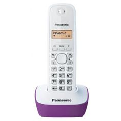 Panasonic KX-TG1611FXF alb/violet