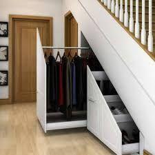 Image result for interior armarios escalera