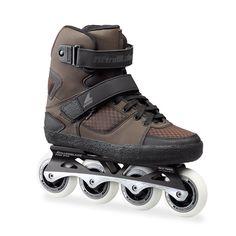 Rollerblade Men's Metroblade GM Inline Skates - Brown