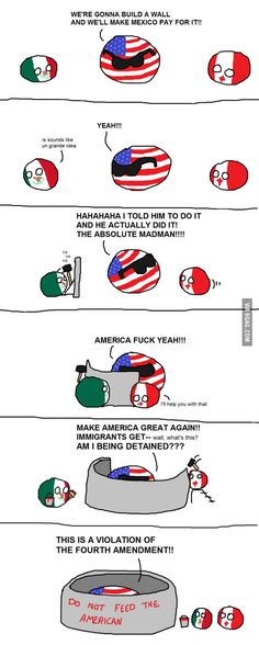 XD dont feed the american lol