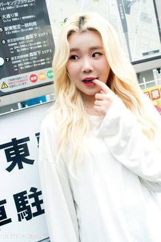 Click for full resolution. MOMOLAND Jooe - Japan promotion photoshoot by Naver x Dispatch
