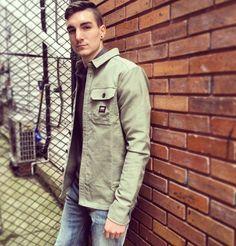 Superdry moleskin jacket-last one