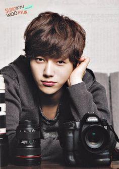 #Infinite  #L #Myungsoo