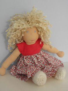 Waldorf doll  Maya  11 by LeluszkaWaldorfDoll on Etsy