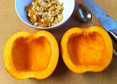 How to roast a pumpkin in 10 easy steps...homemade pumpkin purée is SO much better than the canned version!