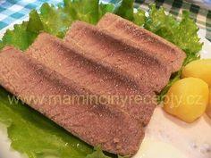 Steaky z tuňáka