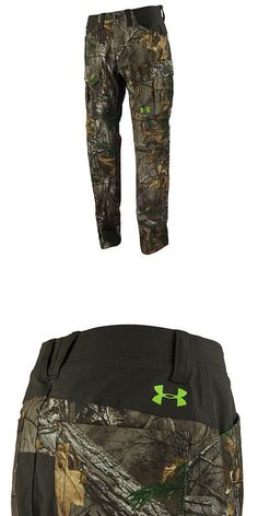 2fa2590b55f0d8 Clothing Shoes and Accessories 36239: Under Armour Men S Ua Scent Control  Field Hunting Pants