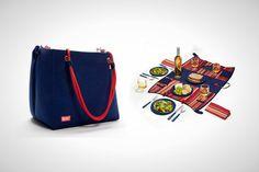 Built NY Convertible Picnic Bag | 20 Perfect Picnic Blankets