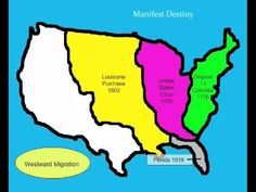 Manifest dynasty had people spreading westward and changing their environment. Teaching Us History, Teaching American History, American History Lessons, History For Kids, Study History, History Teachers, History Education, 7th Grade Social Studies, Social Studies Notebook