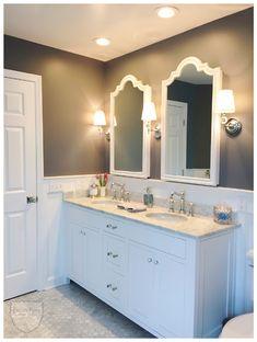 Master Bathroom Remodel — Easton Place Design Studio