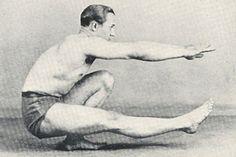 1930: Yoga practice (vintage yoga style photo) ...... #vintageyoga #yogahistory #1930s #yogaworld #om #namaste #yoga