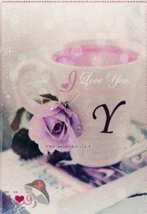 صور حروف عربية و إنجليزية مزخرفة و حروف بالورود مجلة رقيقة I Love You S True Love Stemless Wine Glass