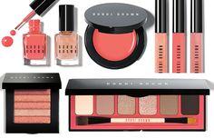 Bobbi Brown Spring 2014 Makeup Collection Nectar & Nude