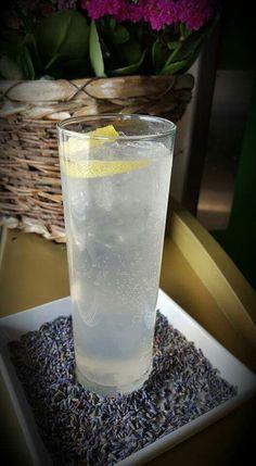 Lavender Gin Spritzer