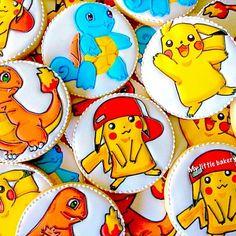 Pokémon Cookies