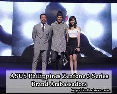 ASUS Philippines Zenfone 3 Series Brand Ambassadors | Dear Kitty Kittie Kath…