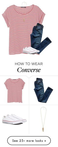 """Worked 12 hours today  it was crazy"" by stripedprep on Polyvore featuring MANGO, Citizens of Humanity, Converse and Forever 21"