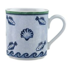 Villeroy and boch corsica mug