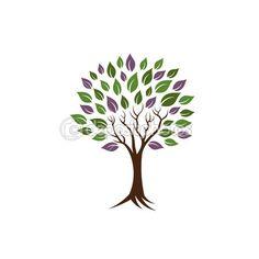 Life tree image logo — Stock Illustration #51007669