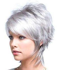 Die Besten Ideen Kurze Frisuren Für Salz Und Pfeffer Haar