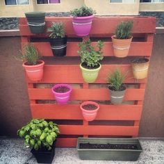 Grow More Plants Indoors, Follow 16 Best DIY Vertical Pallet Garden Ideas! | Balcony Garden Web