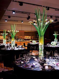 グランド ハイアット 東京(Grand Hyatt Tokyo)  ふたりのセンスと個性が際立つスタイリッシュなパーティを提案