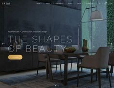 Top Quality WordPress Themes For Interior Design 2019 Architecture Miami, Porches, Decor Inspiration, Decor Ideas, Interior Design Themes, Shop House Plans, Shop Front Design, Shop Window Displays, Healthy Living Tips