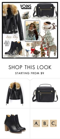 """Yoins 7/1"" by erina-salkic ❤ liked on Polyvore featuring Rock 'N Rose"