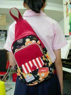 女兒後背包