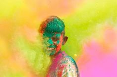 Attend Holi (Color Throwing) Festivals in India - Bucket List Dream from TripBucket