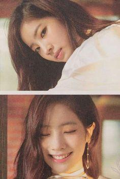 "Twice-Dahyun ""FIRST LOVE"" 2018 Season's Greetings"