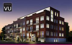 Condos VU projet condo neuf à vendre Centre Ville Montreal | McGill immobilier
