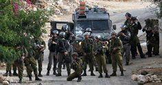 إصابة شاب فلسطينى برصاص شرطة الاحتلال فى تل أبيب - http://www.watny1.com/385004.html