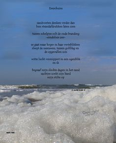 gedichten over water en wind - Google zoeken