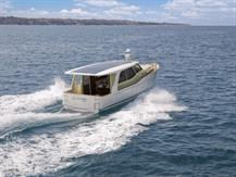 Greenline 33 will be at the BALTIC BOATSHOW, Latvia March 28 - 30, 2014. For info contact Bofors, SIA Blog Page, March, Boat, Dinghy, Boats, Mac, Ship