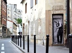 Levalet (2015) - Paris 19 (France)