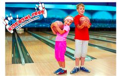 Kids Bowl FREE All Summer Long (+ One Free Game Coupon at Participating GoBowling Centers) – Hip2Save