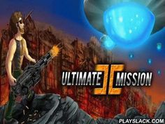 Ultimate Mission 2 HD  Android Game - playslack.com , Ultimate Mission 2 HD - changing  and non-stative scroll rifleman with luminous gameplay and outstanding analyzed  graphics.  You should expect a duty of a superhero and enter the battle against travelers, who born to enslave our planet and its people.  Put on an airplane baggage, limb with different armament - and go forward to transport righteousness of a planetary scale.
