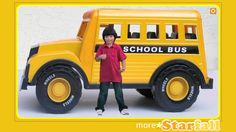 Wheels on the Bus by Starfall Owl Preschool, Home Childcare, Beaches Film, Kindergarten Songs, Wheels On The Bus, Movie Songs, Movies, Brain Breaks, Kids Songs
