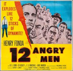 12 Öfkeli Adam 12 Angry Men (İmdb-top250)