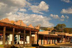 #Taos Plaza, NM