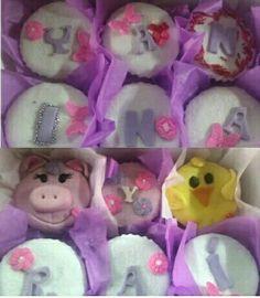 Cupcakes de parejas
