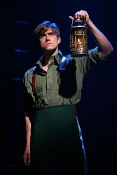 Aaron Tveit...another amazing fiyero! I watched les mis for the first time with him in it...wow! Amazing voice and a pretty face to match ;)