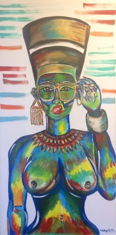 """Whitney Austin   """"Queen With An Attitude"""" Prints"""